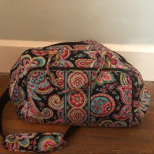 Vera Bradley Grand Weekender Bag